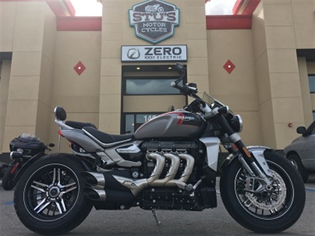 2020 Triumph Rocket 3 GT at Fort Myers