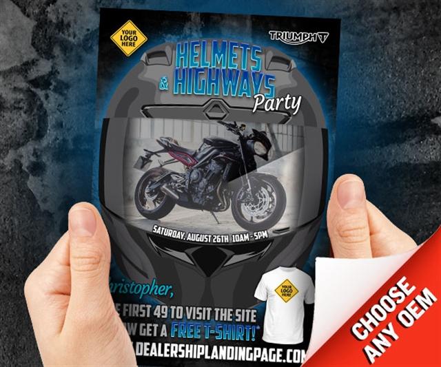 Helmets & Highways Powersports at PSM Marketing - Peachtree City, GA 30269