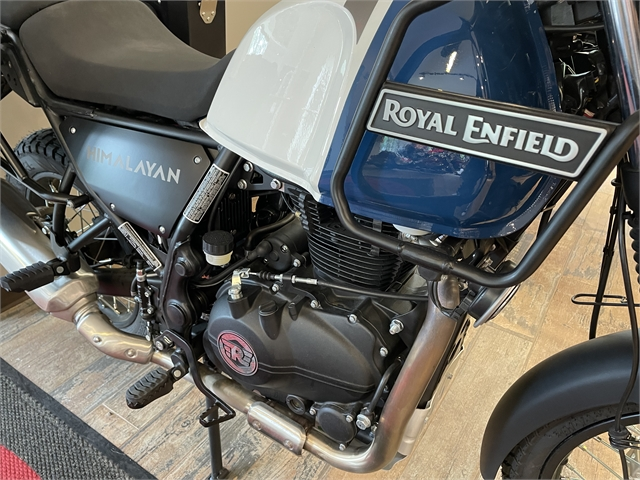 2021 Royal Enfield Himalayan Base at Pitt Cycles