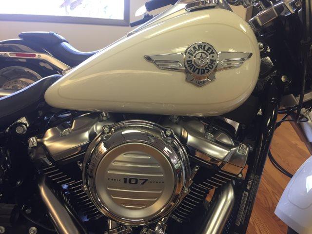 2018 Harley-Davidson Softail Fat Boy at RG's Almost Heaven Harley-Davidson, Nutter Fort, WV 26301