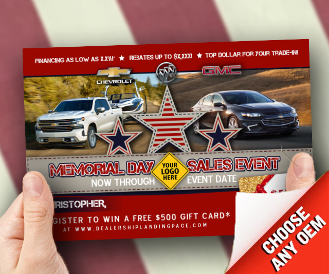 Memorial Day Automotive at PSM Marketing - Peachtree City, GA 30269
