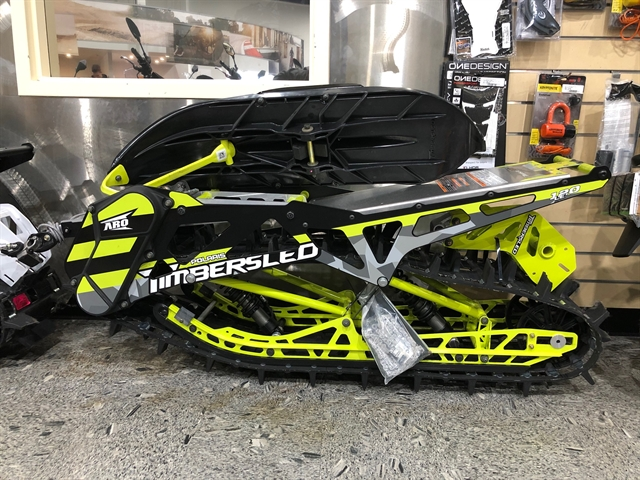 2019 TIMBERSLED ARO 120 LE LIME at Lynnwood Motoplex, Lynnwood, WA 98037