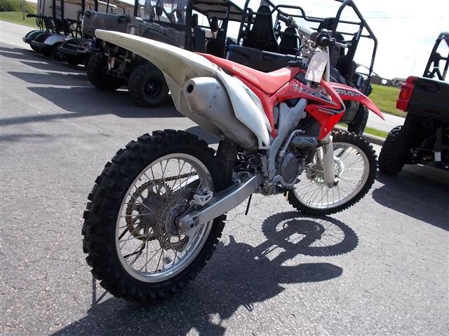 2011 Honda CRF 450R at Nishna Valley Cycle, Atlantic, IA 50022