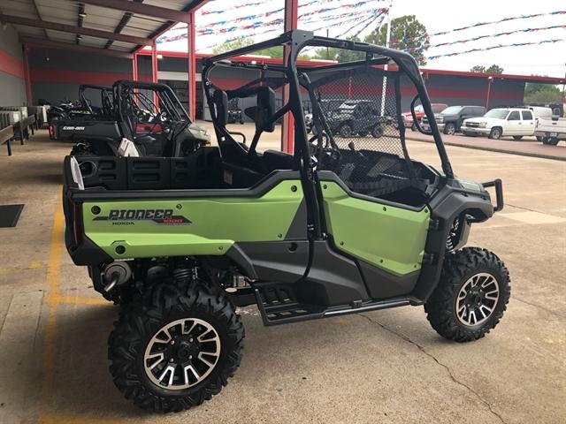 2021 Honda Pioneer 1000 Pioneer 1000 Limited Edition at Wild West Motoplex