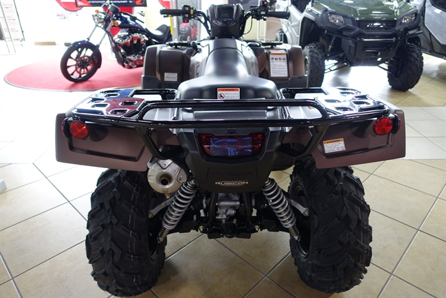 2021 Honda FourTrax Foreman Rubicon 4x4 Automatic DCT at Sun Sports Cycle & Watercraft, Inc.