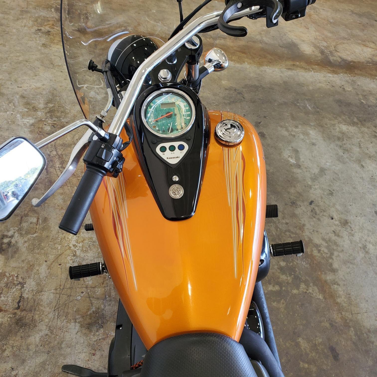2012 Kawasaki Vulcan 900 Custom Special Edition at Twisted Cycles