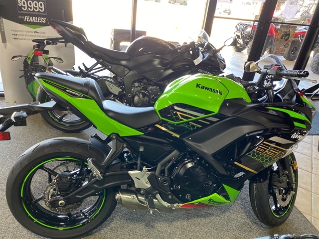 2020 Kawasaki Ninja 650 ABS KRT Edition at Dale's Fun Center, Victoria, TX 77904
