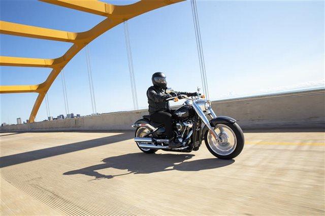 2021 Harley-Davidson Cruiser FLFBS Fat Boy 114 at Garden State Harley-Davidson