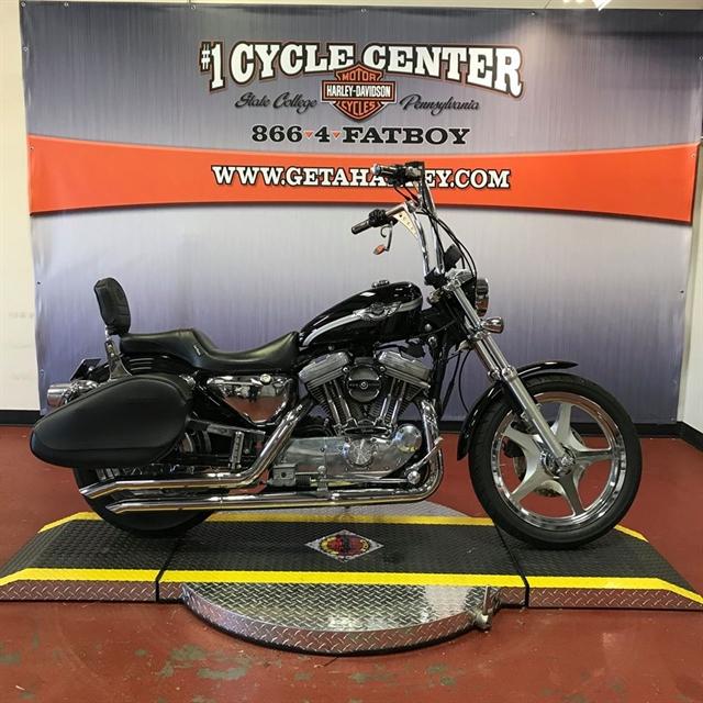 2003 Harley-Davidson XLH 883 at #1 Cycle Center Harley-Davidson