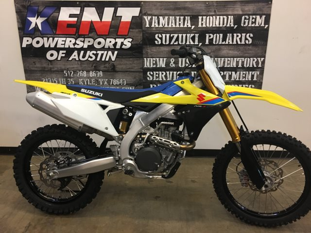 2019 Suzuki RM-Z 450 at Kent Powersports of Austin, Kyle, TX 78640