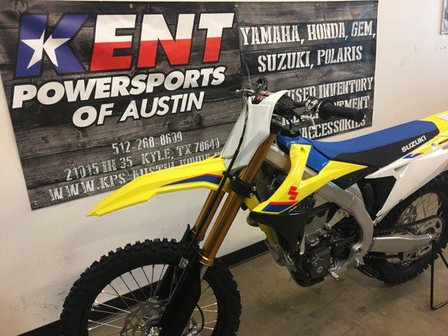 2019 Suzuki RM-Z 450 at Kent Powersports of Austin, Kyle, TX 78640