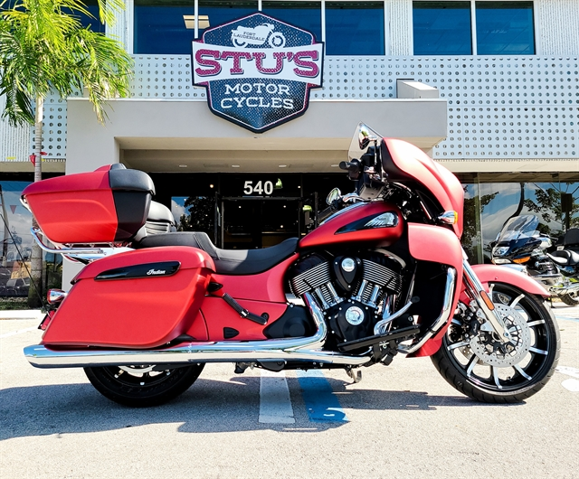 2020 Indian Roadmaster Dark Horse at Fort Lauderdale