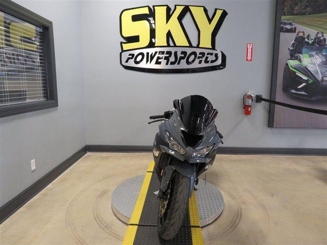 2019 Kawasaki Ninja ZX-6R ABS at Sky Powersports Port Richey