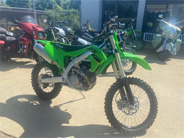 2022 Kawasaki KX 450X at Shreveport Cycles