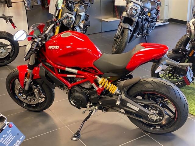 2020 Ducati Monster 797+ at Frontline Eurosports
