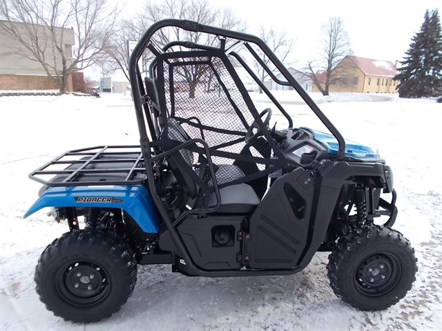 2020 Honda Pioneer 500 Base at Nishna Valley Cycle, Atlantic, IA 50022