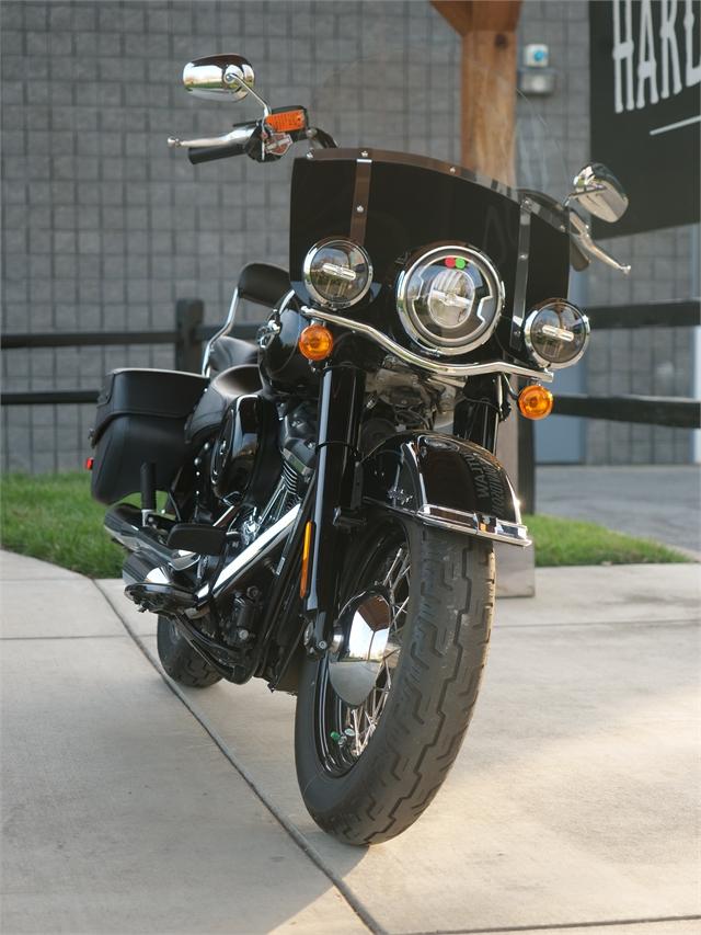 2019 Harley-Davidson Softail Heritage Classic at Outlaw Harley-Davidson