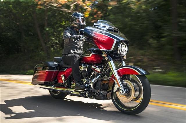 2021 Harley-Davidson Touring CVO Street Glide at Javelina Harley-Davidson