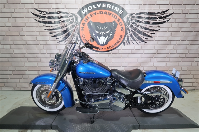 2018 Harley-Davidson Softail Deluxe at Wolverine Harley-Davidson