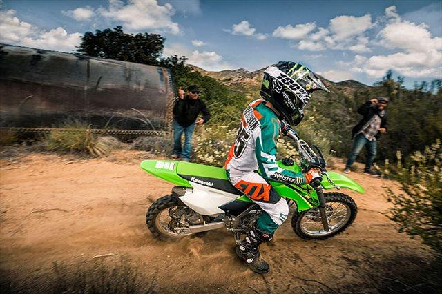 2022 Kawasaki KLX 140R at Extreme Powersports Inc