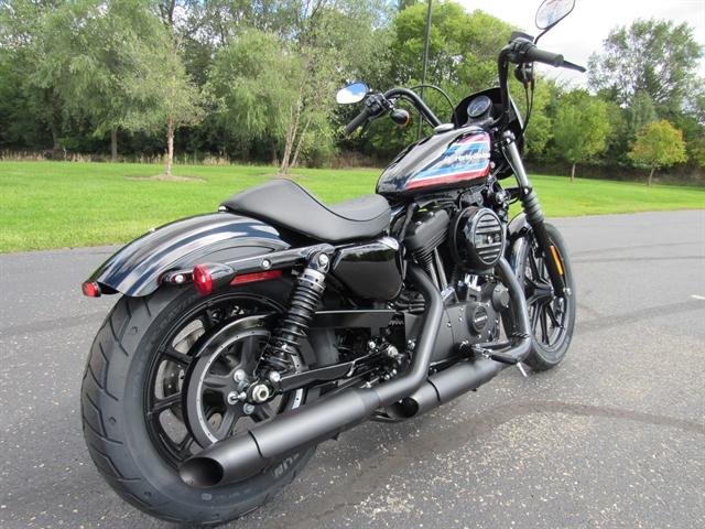 2020 Harley-Davidson Sportster Iron 1200 at Conrad's Harley-Davidson