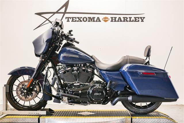 2019 Harley-Davidson Street Glide Special at Texoma Harley-Davidson