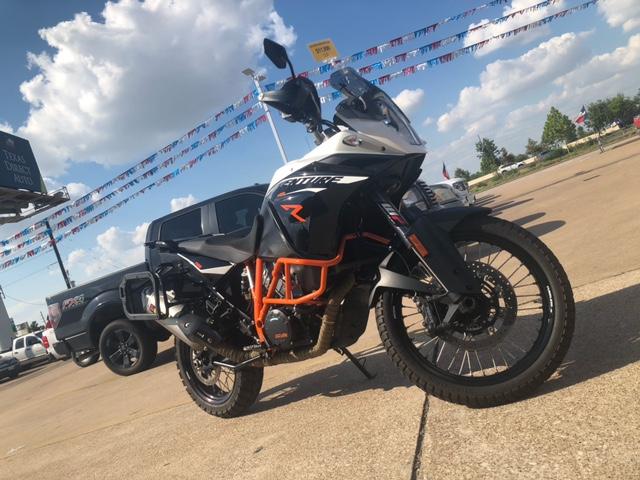 2015 KTM Adventure 1190 R at Wild West Motoplex