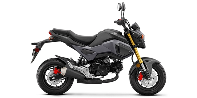 2018 HONDA GROM 125 ABS ABS at Genthe Honda Powersports, Southgate, MI 48195