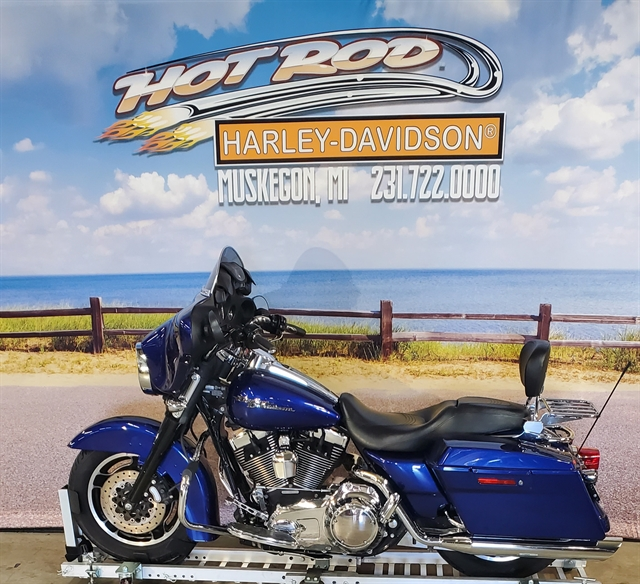 2007 Harley-Davidson Street Glide Base at Hot Rod Harley-Davidson