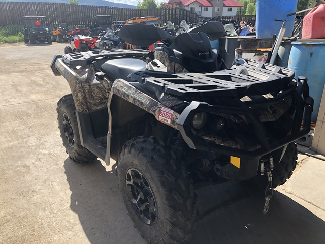 2016 Can-Am Outlander XT 850 at Power World Sports, Granby, CO 80446