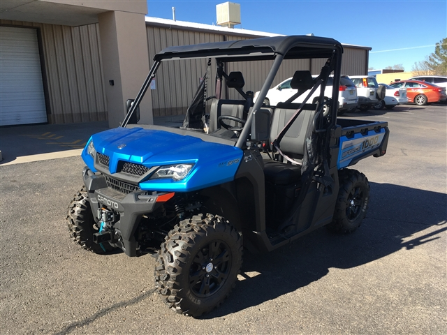 2019 CFMOTO UFORCE1000 at Champion Motorsports, Roswell, NM 88201