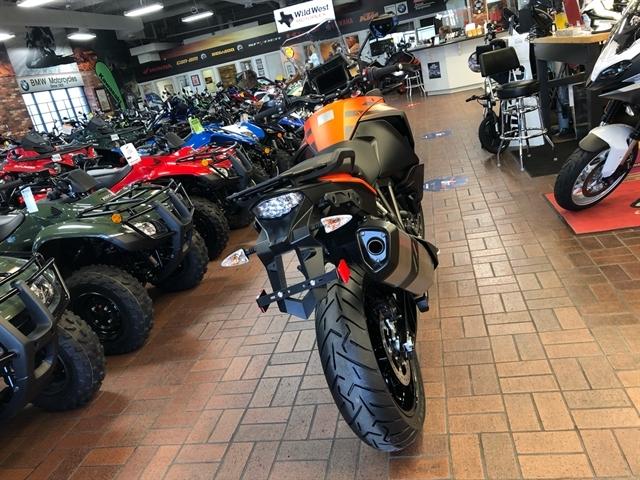 2020 KTM Super Adventure 1290 S at Wild West Motoplex
