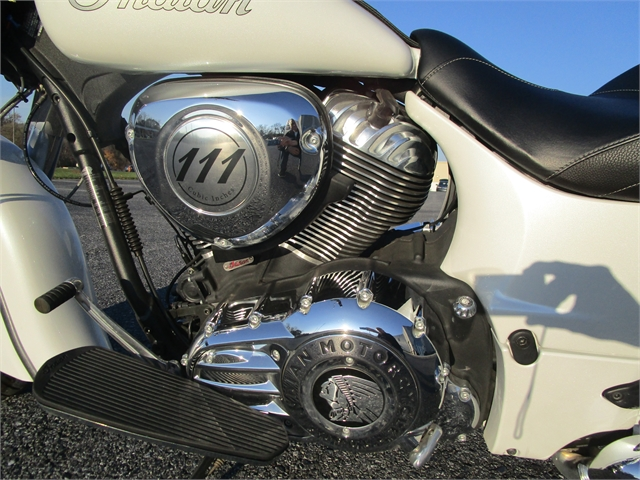 2016 Indian Chief Classic at Yamaha Triumph KTM of Camp Hill, Camp Hill, PA 17011