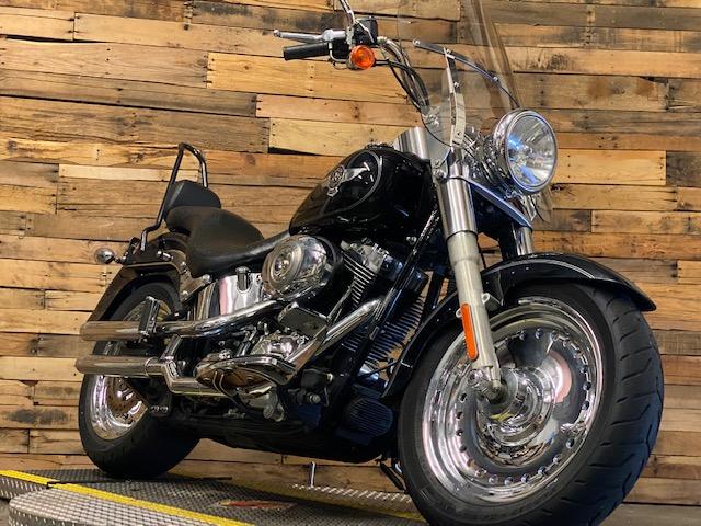 2011 Harley-Davidson Softail Fat Boy at Lumberjack Harley-Davidson