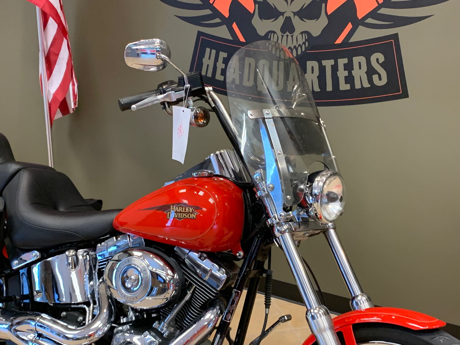 2010 Harley-Davidson Softail Custom at Loess Hills Harley-Davidson