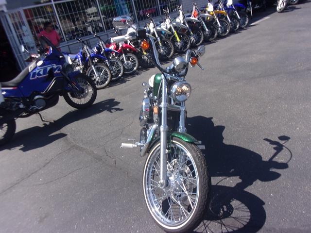 2013 Harley-Davidson Sportster Seventy-Two at Bobby J's Yamaha, Albuquerque, NM 87110