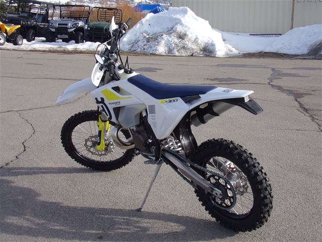 2019 Husqvarna TE 300i Street Legal 300i at Power World Sports, Granby, CO 80446