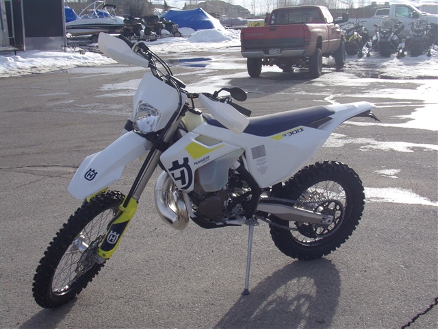 2019 Husqvarna TE 300i Street Legal at Power World Sports, Granby, CO 80446