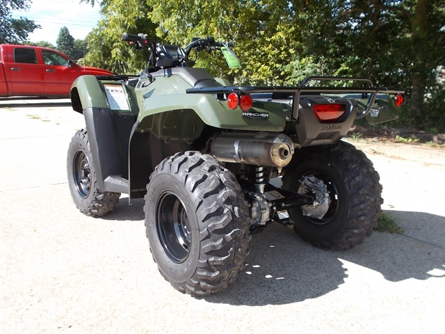 2020 Honda FourTrax Rancher 4X4 at Nishna Valley Cycle, Atlantic, IA 50022