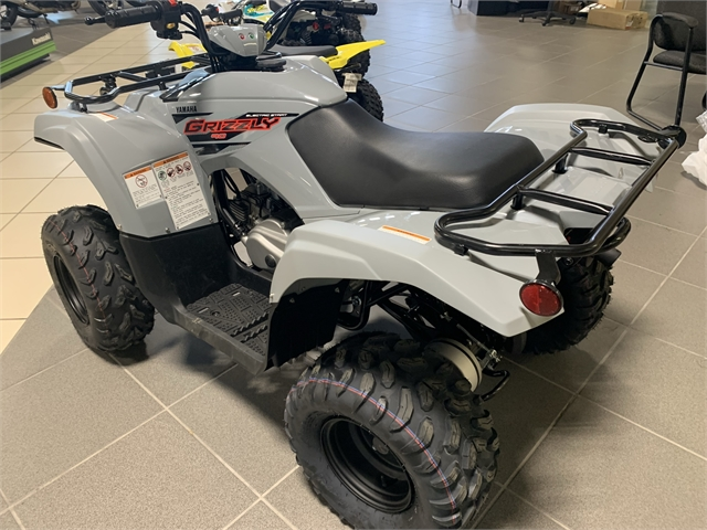 2021 Yamaha Grizzly 90 at Star City Motor Sports