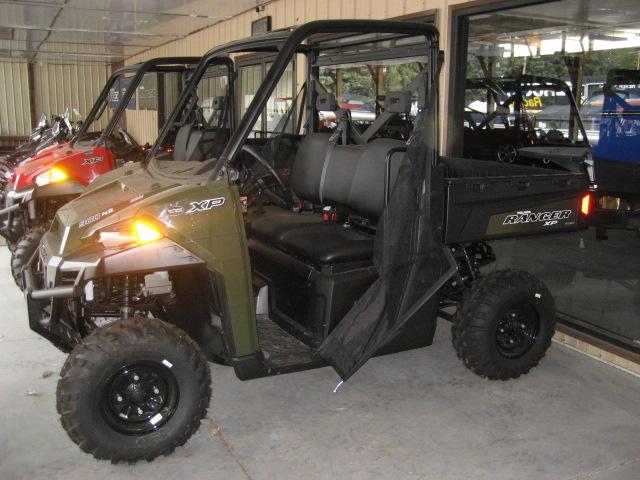 2019 Polaris Ranger 900XP - Sage Green at Fort Fremont Marine, Fremont, WI 54940