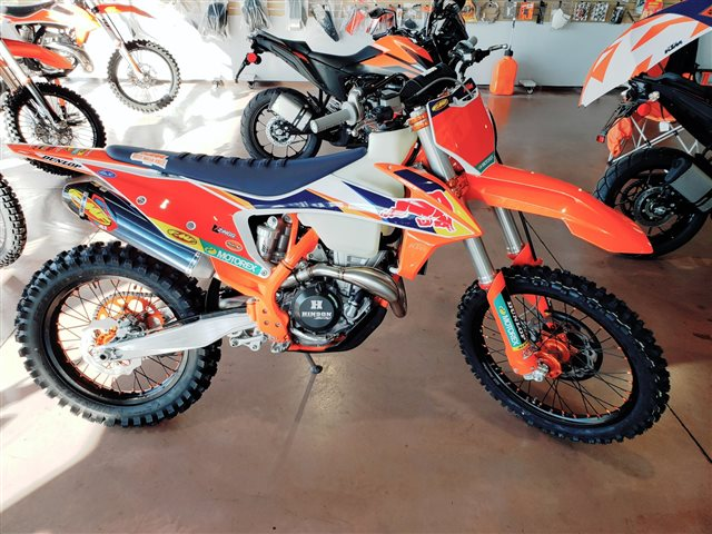 2021 KTM XC 350 F Kailub Russell at Indian Motorcycle of Northern Kentucky