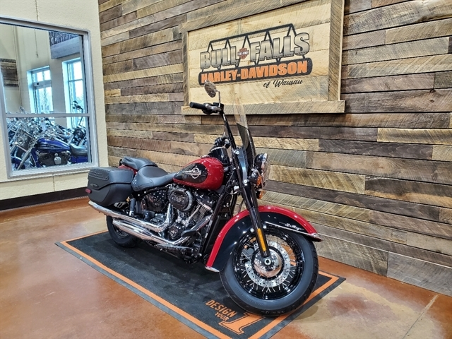 2020 Harley-Davidson Softail Heritage Classic 114 at Bull Falls Harley-Davidson
