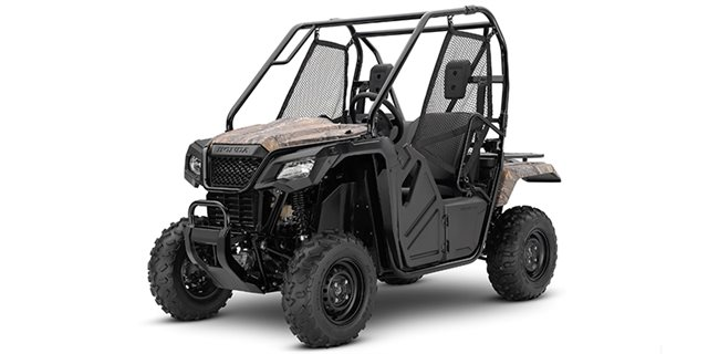 2020 Honda Pioneer 500 Base at Wild West Motoplex