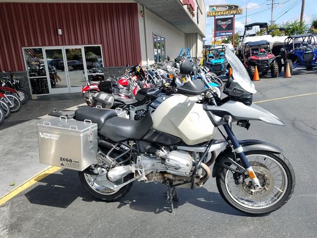 2004 BMW R1150 GS Adv 1150 GS at Lynnwood Motoplex, Lynnwood, WA 98037