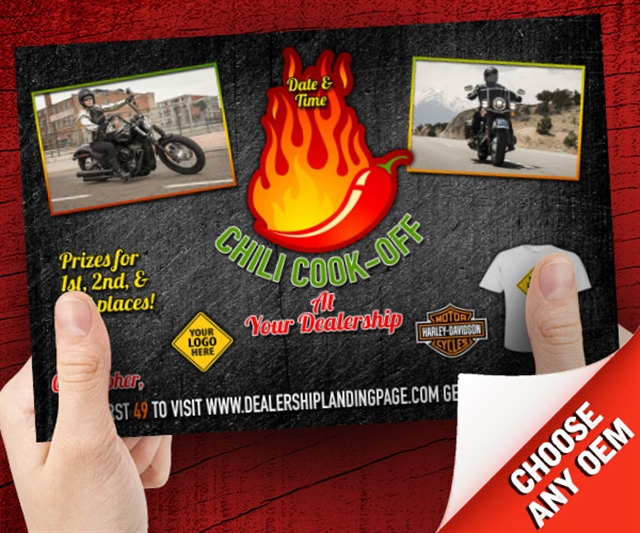 Chili Cook-Off Powersports at PSM Marketing - Peachtree City, GA 30269