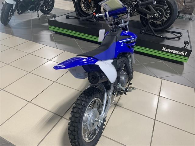 2021 Yamaha TT-R 110E at Star City Motor Sports