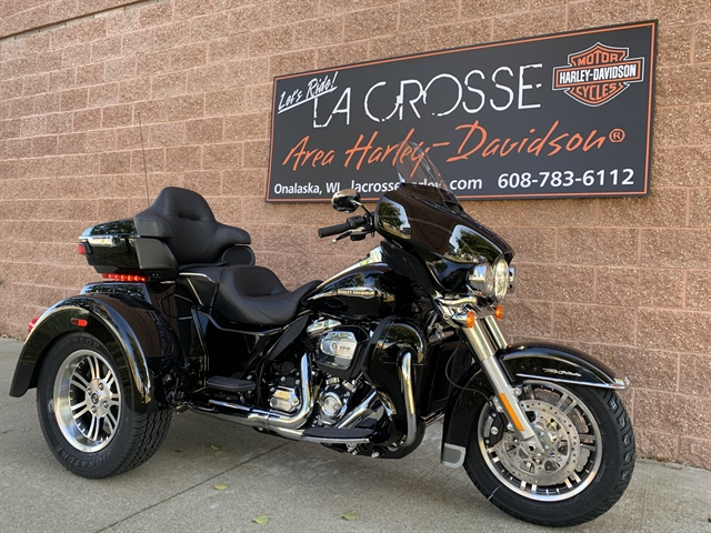 2020 Harley-Davidson Trike Tri Glide Ultra at Great River Harley-Davidson