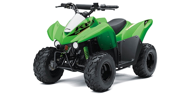 2022 Kawasaki KFX 50 at Wild West Motoplex
