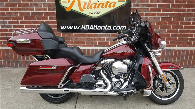 2016 Harley-Davidson Electra Glide Ultra Limited at Harley-Davidson® of Atlanta, Lithia Springs, GA 30122